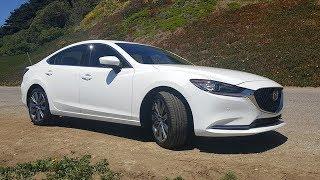 Новая Mazda 6 (2019): тест-драйв топовой комплектации