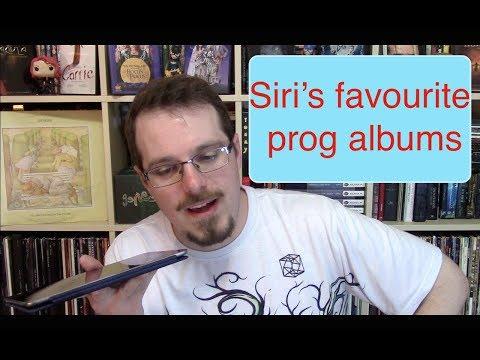 Best Progressive Rock Albums According to Siri