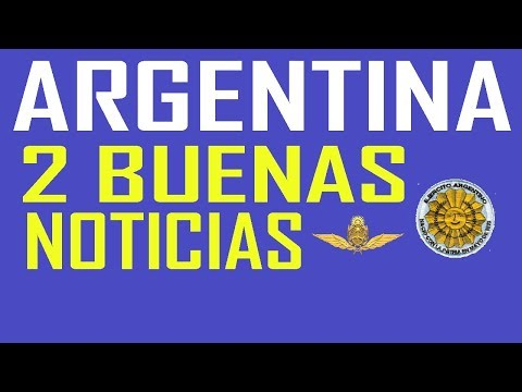 ARGENTINA: 2 Noticias Militares
