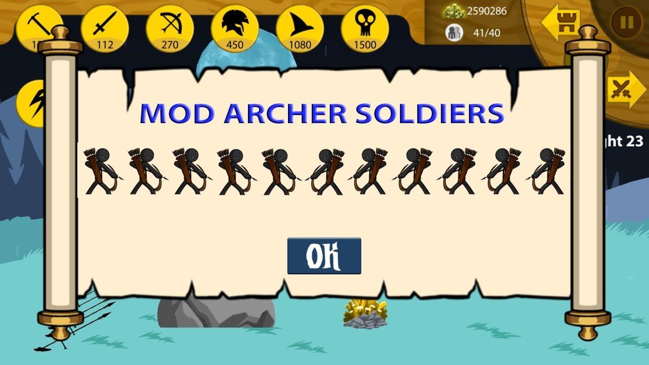 archer cat hack mod apk