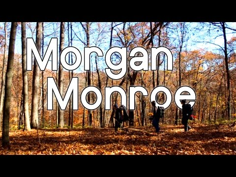 Morgan Monroe State Forest | Indiana Backpacking, Bushcraft,