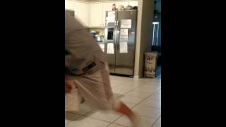 Seahawks Dance! Crazy Cousin!