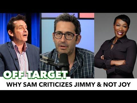 Sam Seder Prefers To Criticize Jimmy Dore Instead Of Joy Reid