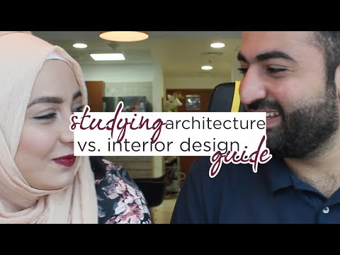 Architecture & Interior Design School: What to Expect. | aseelbysketchbook