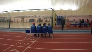 1000м бег женщины - 1 забег - ЧР-2014 по летнему полиатлону Ярославль