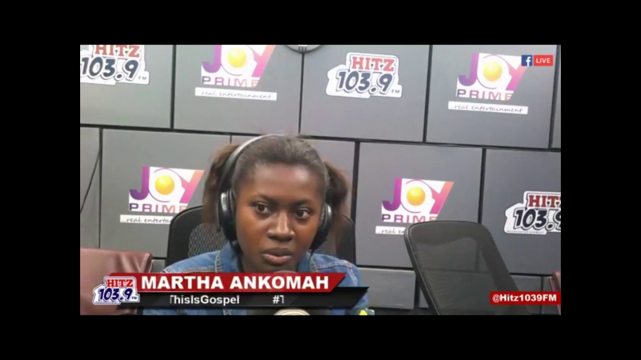Download EXCLUSIVE: I ALMOST DIED OF ELECTRIC SHOCK - MARTHA ANKOMAH
