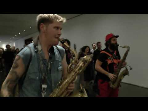 MALOX VS TOO MANY ZOOZ AT JERUSALEM JAZZ FESTIVAL