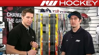 Bauer Insight - Supreme, Vapor and Nexus Hockey Sticks