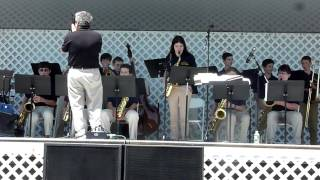 "Emma feature, ""Living in a Dream"", KP Jazz Band, 6/7/14, Celebrate West Hartford"