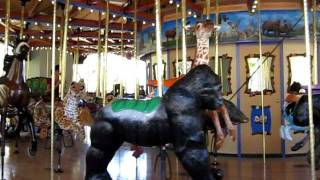 Tom Mankiewicz Conservation Carousel at the Los Angeles Zoo thumbnail