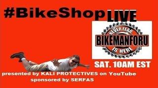 Bike Shop LIVE - Interbike 2016 Recap - S4E39 - 09-24-16 - BikemanforU Show