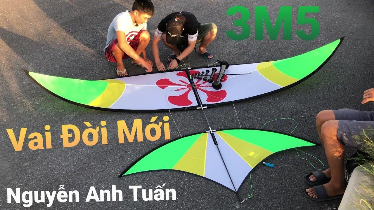 3M5 Hoa phượng CÔNG NGHỆ VAI ĐỜI MỚI vs Còi D55 Full SỪNG
