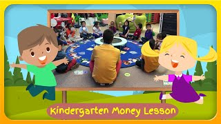 Kindergarten Money Lesson