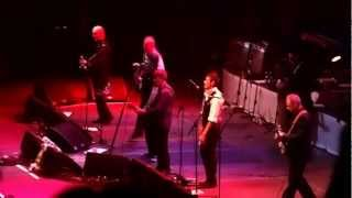 the pogues play the body of an american hd live at the o2 london 20 12 2012