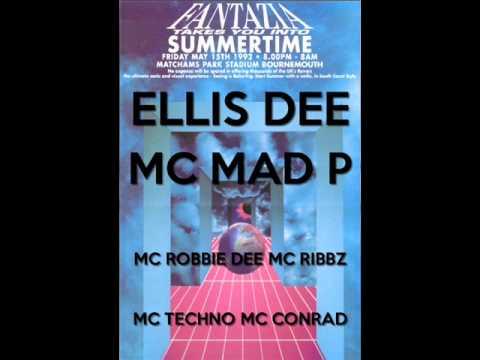 Dj Ellis Dee Last Hour Set @ Fantazia Summertime 15th May 1992