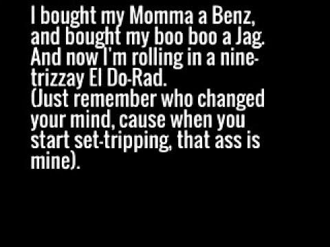 Snoop Dogg - Murder Was The Case Lyrics