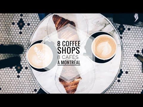 8 Coffee Shops à Montréal
