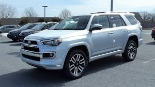 2015 toyota 4runner limited 4x4 start up tour and review