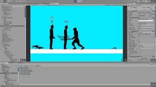 Game Development blog #8 (Animation, particles, hit boxes)