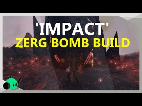 'IMPACT' ZERG-BOMB BUILD | Wipe Zergs in ONE SECOND