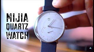 Xiaomi Mijia Quartz Watch REVIEW and UNBOXING [SYB01]