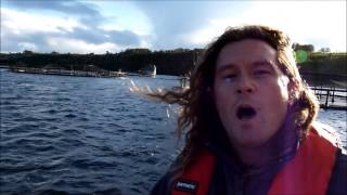 GAAIA goes to Scotland's diseased fish farms on Arran.wmv