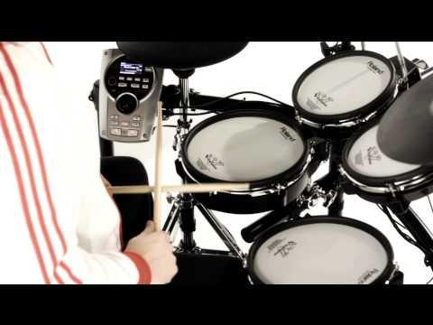 TD-15KV V-Drums Performance