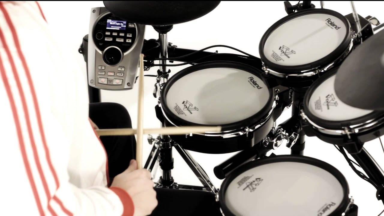 Adjusting Pad Sensitivity for TD-15 V-Drums - Roland U S  Blog
