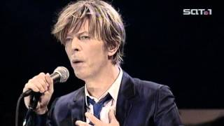 David Bowie – Slip Away (Live Berlin 2002)