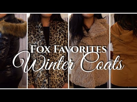 Favorite Winter Coats | Worth It! | Francesca Fox