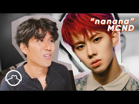 "Performer Reacts to MCND ""nanana"" MV + Live Practice Ver."