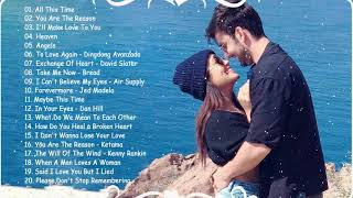Most Romantic Love Songs Collection -  Greatest Beautiful Love Songs Of All Time