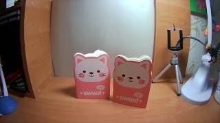 красивые дизайнерские блокноты купить онлайн бесплатно, детский блокнот  Хелло Китти
