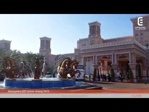 Atmosphere DIFF before closing 2015 | Carthage Event Tv