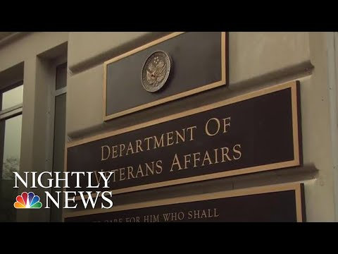 U.S. Dept. Of Veterans Affairs Denying To Cover Bills For Emergency Care | NBC Nightly News