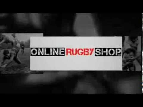 Online Rugby Shop Promotional Video