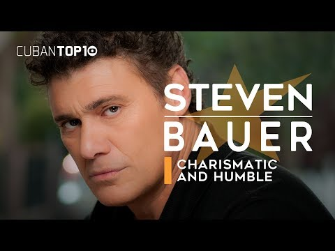 Steven Bauer │ Charismatic and humble