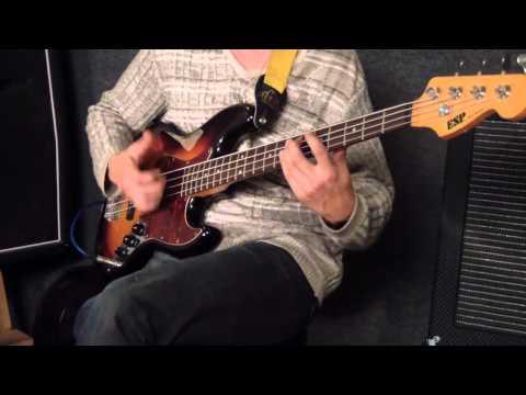 Струнодер 2.0 (bass Version) - ESP Jazz Bass  400 Series