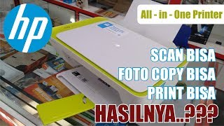 HP DeskJet Ink Advantage 2135 UNBOXING & TUTORIAL