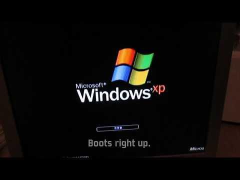 Running Windows XP On A DVD Player