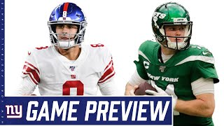 Giants vs. Jets Week 10 Preview: Film Analysis, Shurmur & Leonard Williams Speak & MORE
