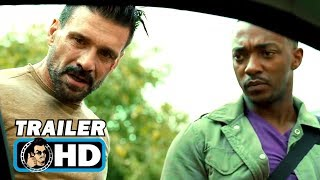 POINT BLANK Trailer (2019) Anthony Mackie, Frank Grillo Movie
