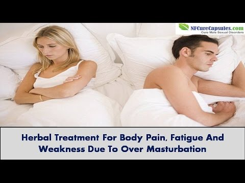 Agree, remarkable weakness fatigue after masturbation explain more