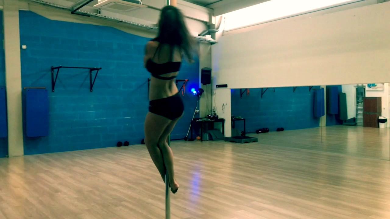 pole dance l