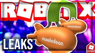 [LEAK] ROBLOX KIDS CHOICE AWARDS PRIZES 2018   Leaks and Predictions