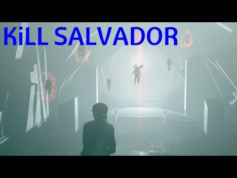 Control Boss Battle Kill Salvador My Brothers Keeper Mission Guide How To Fast Easy Way Containment