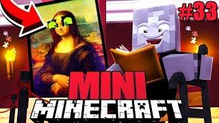 ICH BEOBACHTE LARS DURCH EIN BILD?! - Minecraft MINI #33 [Deutsch/HD]