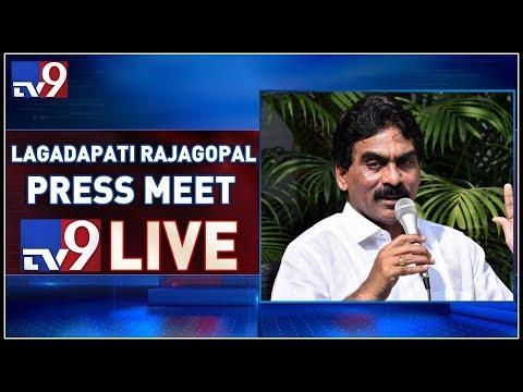 Lagadapati Survey on AP Elections 2019 LIVE || Vijayawada - TV9