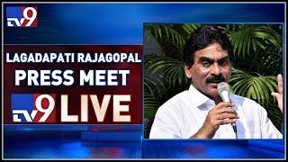 Lagadapati Survey on AP Elections 2019 LIVE    Vijayawada - TV9