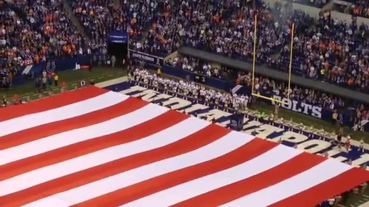 See photos of the giant American Flag flown on the Mackinac Bridge